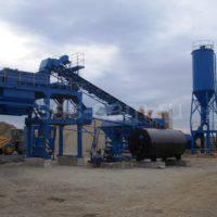 Грунтосмесительная установка ДС50Б/ДС50Б с МСУ