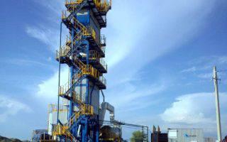 КДМ 206 в городе Мокроус запущена в работу