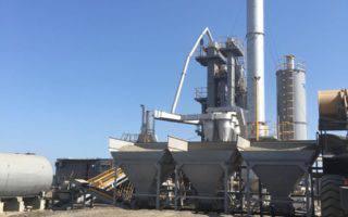 В Краснодаре введена в эксплуатацию асфальтосмесительная установка КДМ 2013