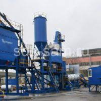 Асфальтобетонный завод ДС 185/ДС 185М Кредмаш